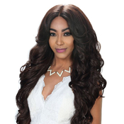 Royal Sis Synthetic Hair Wig Diva Collection Pre Tweezed Part Glam H Boss