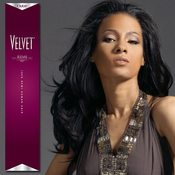 Outre Remy Human Hair Weave Velvet Natural Yaki