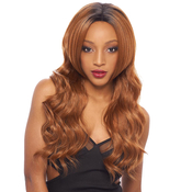 Janet Collection Synthetic Hair Lace Front Wig Two Block Lace Wig Ciara