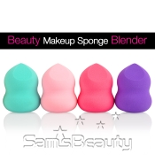 DoubleEnded Beauty Flawless Makeup Blender Cosmetic Sponge Puff