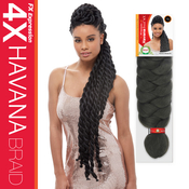 Femi Collection Synthetic Hair braids FX Expression Havana Braid 4x