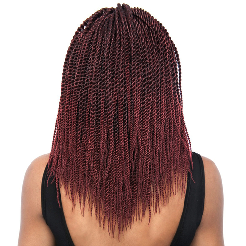 Crochet Braids Remy Hair : ISIS Synthetic Hair Crochet Braids Faux Remi Senegalese 3X Twist ...