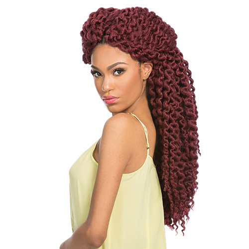 Crochet Braids Outre : Outre Synthetic Hair Crochet Braids X-Pression Braid Cuevana Twist Out ...