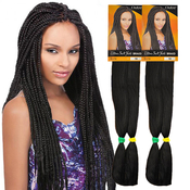 Outre Synthetic Hair Braids Batik Ultra Soft Yaki Braid