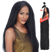 Harlem125 Synthetic Hair Crochet Braids Kima Braid Afro Temptation 24