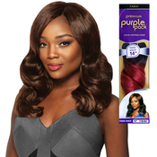 Outre Human Hair Weave Premium Purple Pack Paris Wave