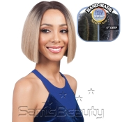 Bobbi Boss Synthetic Lace Front Wig MLF178 Swiss Lace Xenon
