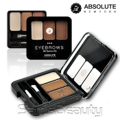 ABSOLUTE New York HD Eyebrow Kit