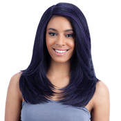 FreeTress Equal Synthetic Lace Front Wig Lace Deep Invisible L Part Jannie