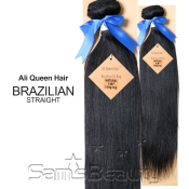 Ali Queen Hair Brazilian Human Hair Weave Straight