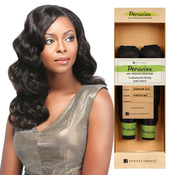 Sensationnel Unprocessed Peruvian Virgin Remy Human Hair Weave Bare AMP; Natural Romance Curl