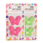 Colorful Butterfly Hair Barrettes Hair ClipsChoose Your Color