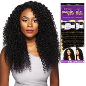 Outre Human Hair Weave Premium Purple Pack Pineapple Wave