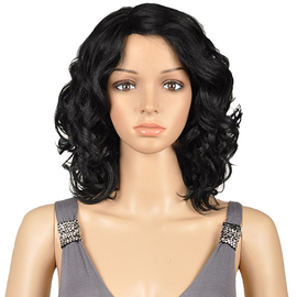 FreeTress Equal Synthetic Hair Premium Delux Wig Shane SamsBeauty - Shane hairstyle color