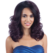 FreeTress Equal Synthetic Lace Front Wig Lace Deep Invisible L Part Leanna
