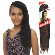 Harlem125 Synthetic Hair Braids Kima Braid Senegal Jumbo Rope Twist 18