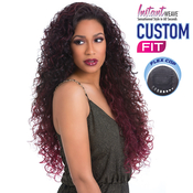 Sensationnel Synthetic Hair Half Wig Instant Weave Custom Fit Mica