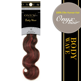 Black Diamond Human Hair Weave Onyx Body Wave