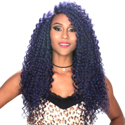 Royal Sis Synthetic Hair Wig Naturali Star Pre Tweezed Part Nat H 3B Lotta