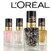 LOREAL The Magic Top Coats Nail Polish