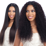 Model Model Nude Fresh Leaf Unprocessed Brazilian Virgin Remy Human Hair Weave WetAMP;Wavy Bohemian Curl 7Pcs  182022