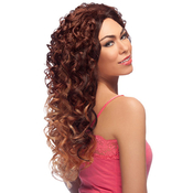 Harlem125 Synthetic Lace Front Wig Lace Cap Collection LK203