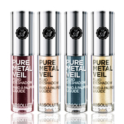 ABSOLUTE New York Pure Metal Veil Fluid Eyeshadow