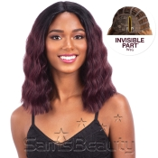 FreeTress Equal Synthetic Hair Wig Invisible Part Flirty