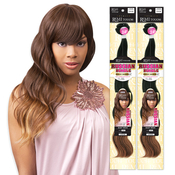 New Born Free Human Hair Blend Weave Essence Remi Touch Russian Bundle Body Wave 24