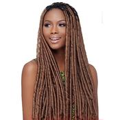 "... Synthetic Hair Braids Kima Braid Finger Dreadlock 20"" - SamsBeauty"