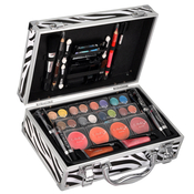 CAMEO COSMETICS Makeup Zebra Beauty Case