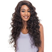 Vivica Fox Synthetic Hair Lace Front Wig Swiss Lace Invisible Lace Part Antique