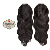 Bobbi Boss Unprocessed 100 Virgin Human Hair Weave JCurve Partline Closure Bonela Natural Curly