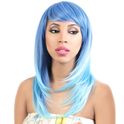 Motown Tress Synthetic Hair Wig Pastel Color Wig Kay