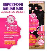 Janet Unprocessed Brazilian Virgin Remy Human Hair Weave Bombshell Natural Weave 9101112