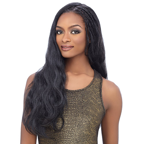 Crochet Braids With Kima Hair : Harlem125 Synthetic Hair Crochet Braids Kima Braid Magic Body 20 ...