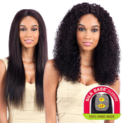 NAKED Nature Unprocessed Brazilian Virgin Remy Human Hair Weave Wet AMP; Wavy Bohemian Curl 7Pcs 141618 Silk Base Closure