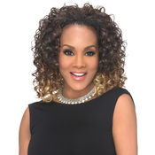 Vivica Fox Synthetic Hair Half Wig Express HWTweedy