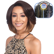 Bobbi Boss Synthetic Lace Front Wig MLF163 Swiss Lace Shadow