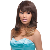 Outre Synthetic Hair Half Wig Quick Weave Complete Cap Sista 14