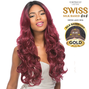 Hair Color Shown : TT1B/BG - SamsBeauty.com