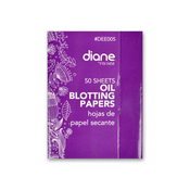 Diane Oil Blotting Papers 50 Sheets