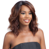 ModelModel Synthetic Hair Wig Deep Invisible L Part Jina