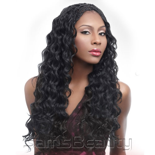 Kima Braid Brazilian Wave Hair Synthetic Hair Braids Kima