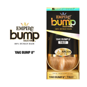 Sensationnel Human Hair Weave Empire Bump Collection Yaki Bump 8