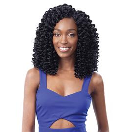 Freetress Synthetic Hair Crochet Braids 2x Ringlet Wand Curl