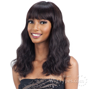 NAKED Natural Unprocessed Brazilian Virgin Human Hair Wig S Wave M