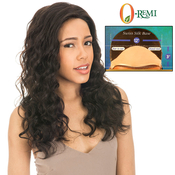 ORemi Unprocessed Brazilian Virgin Remy Human Hair Lace Front Wig 12X3 Silk Base Lace Frontal Wig BVWF35