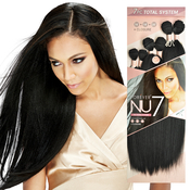 Bobbi Boss Synthetic Hair Weave Forever Nu7 Kinky Perm 7Pcs