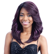 FreeTress Equal Synthetic Lace Front Wig Lace Deep Invisible L Part Riley